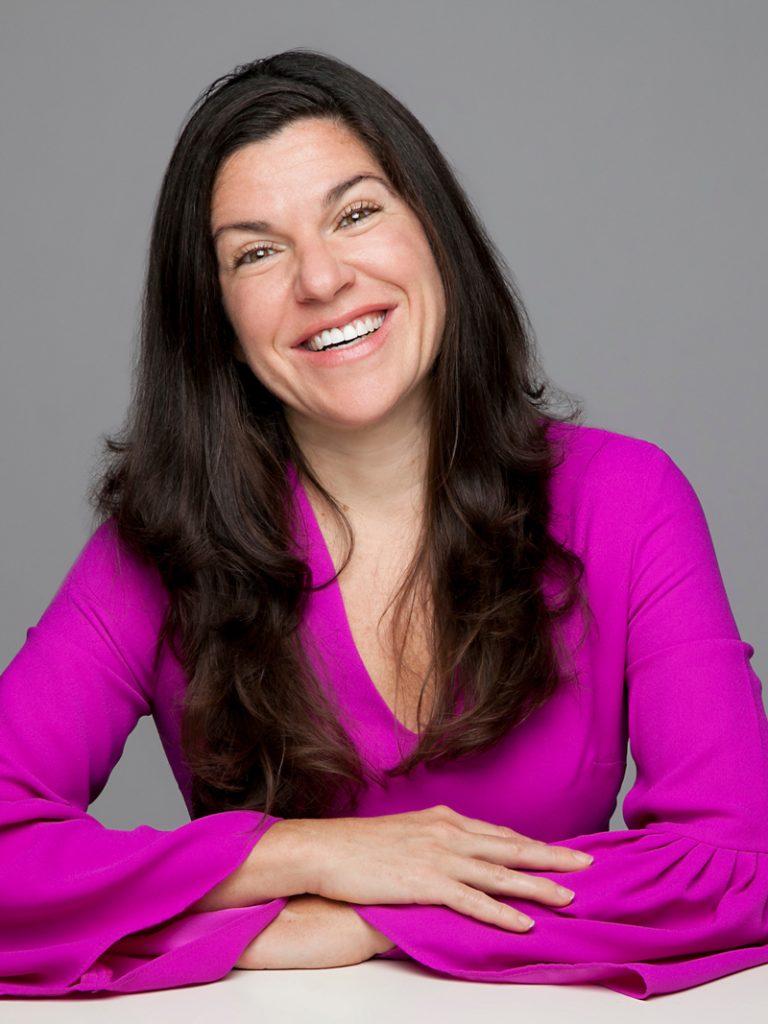 Christine Schaffner Headshot